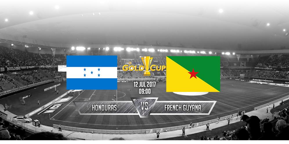 Prediksi Honduras VS French Guyana 12 Juli 2017