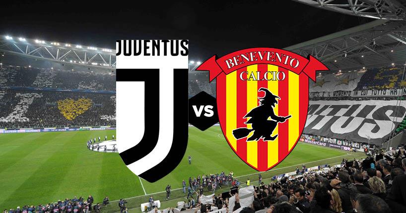 Prediksi Juventus vs Benevento 5 November 2017