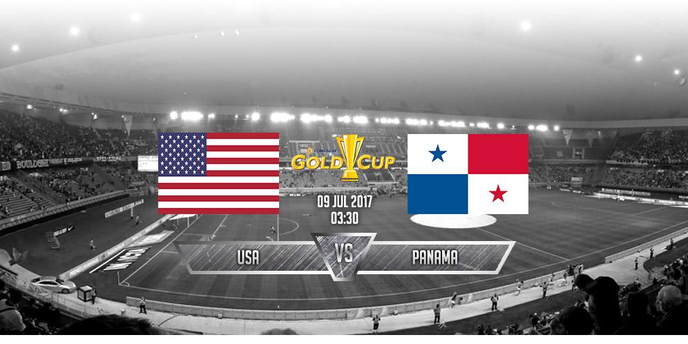 Prediksi United States VS Panama 9 Juli 2017