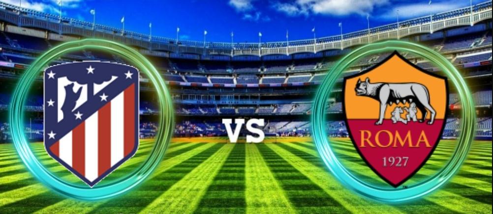 Prediksi Atletico Madrid vs AS Roma 23 November 2017