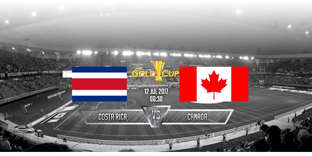 Prediksi Costa Rica VS Canada 12 Juli 2017