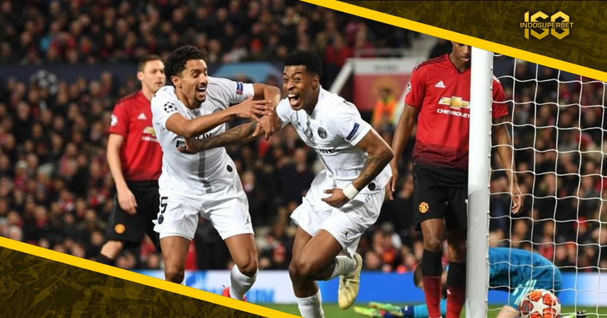 PSG Tumbangkan MU 2-0 di Old Trafford