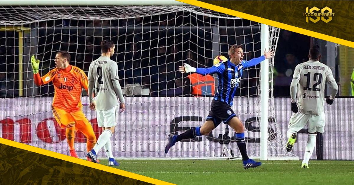 Juventus Disingkirkan Atalanta