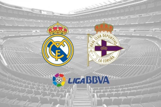 Prediksi Real Madrid vs Deportivo La Coruna 21 Januari 2018