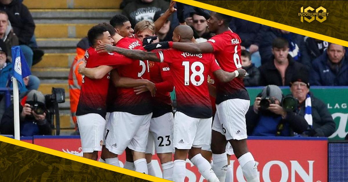 MU Menang 1-0 atas Leicester City