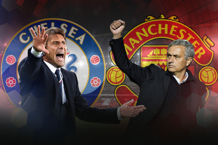 Prediksi Chelsea vs Manchester United 5 November 2017