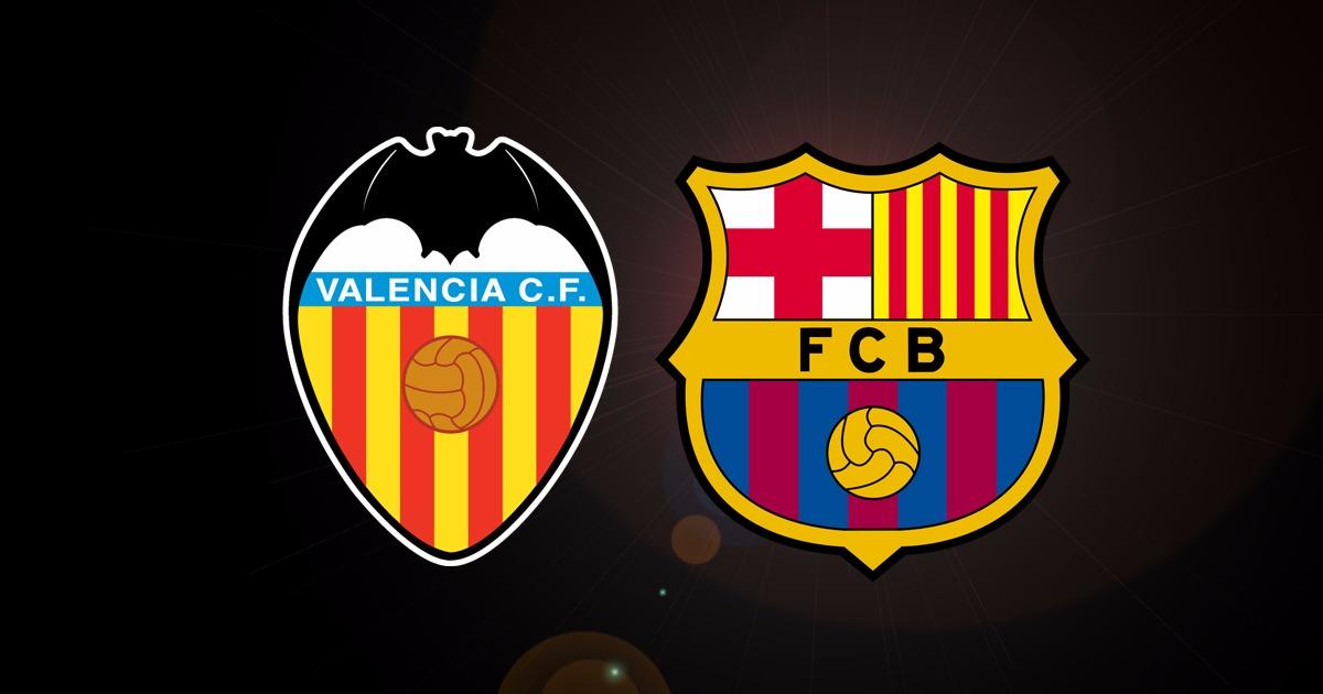 Prediksi Valencia vs Barcelona 27 November 2017