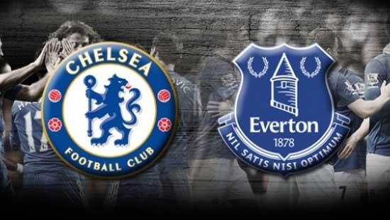 Prediksi Chelsea vs Everton 26 Oktober 2017