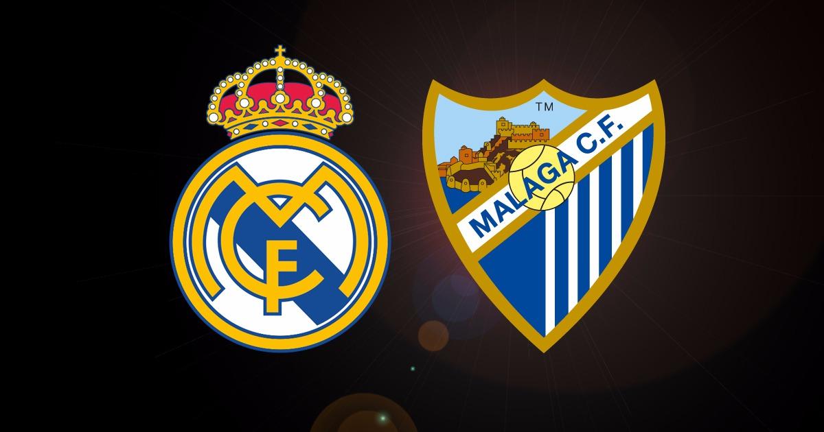 Prediksi Real Madrid vs Malaga 25 November 2017