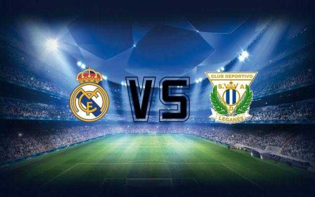 Prediksi Real Madrid vs Leganes 25 Januari 2018