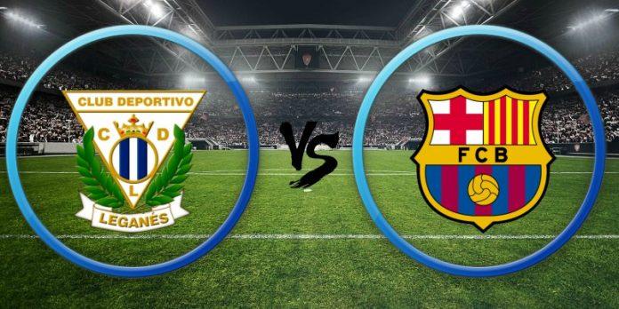 Prediksi Leganes vs Barcelona 18 November 2017
