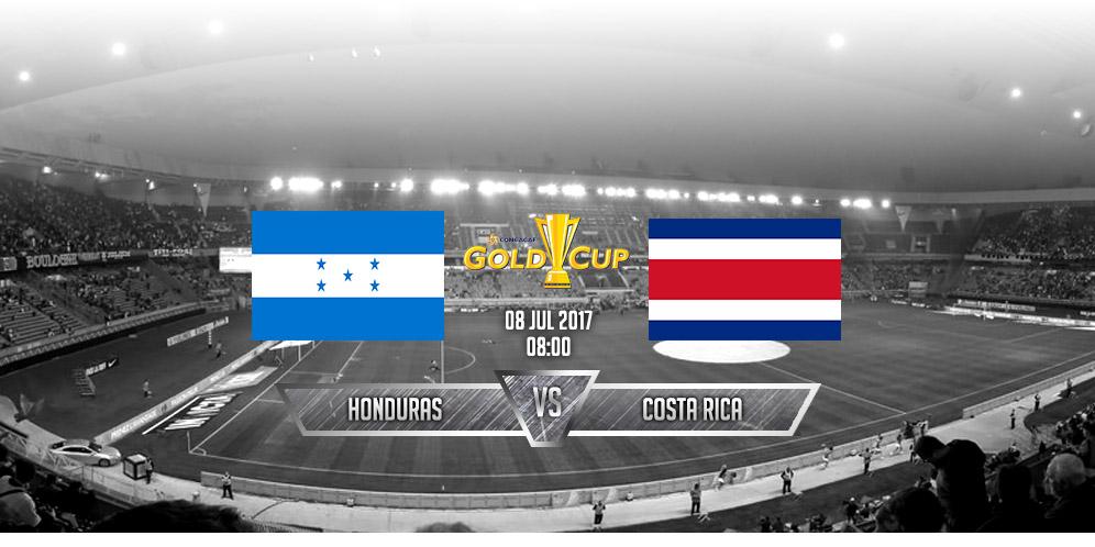 Prediksi Honduras VS Costa Rica 8 Juli 2017