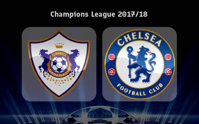 Prediksi Qarabag vs Chelsea 23 November 2017