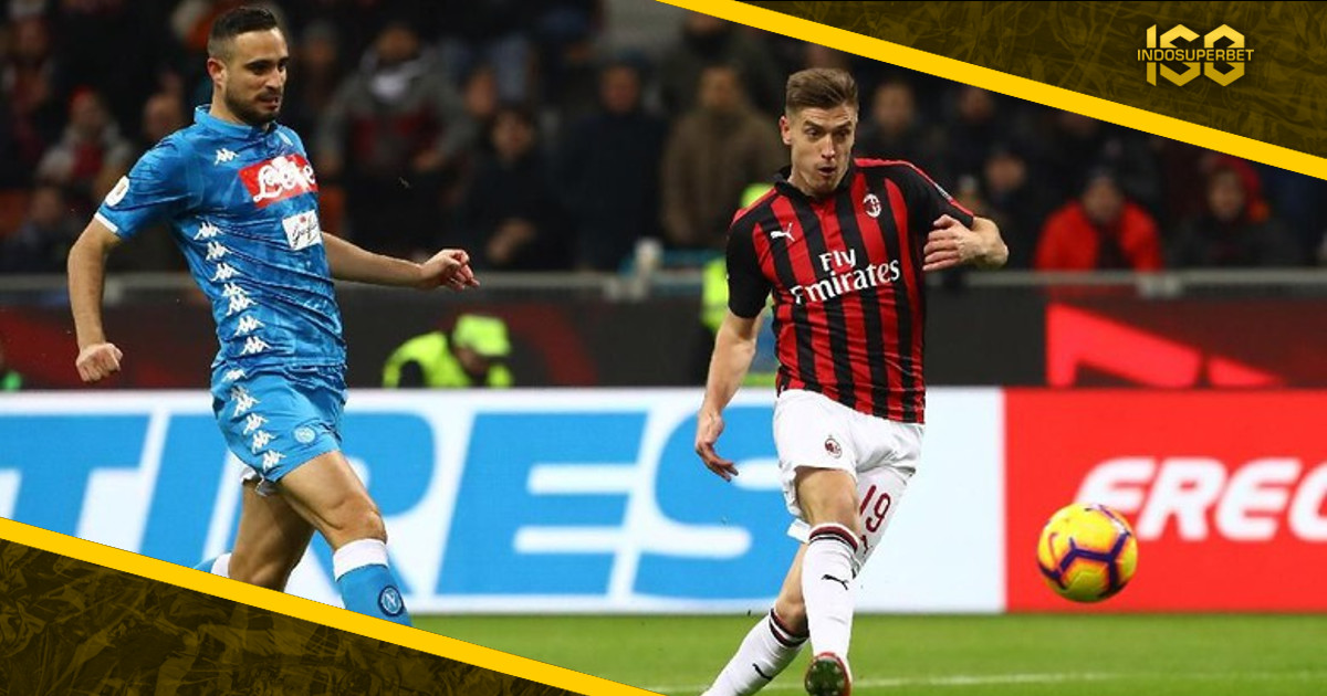 Dua Gol Piatek Loloskan Milan ke Semifinal