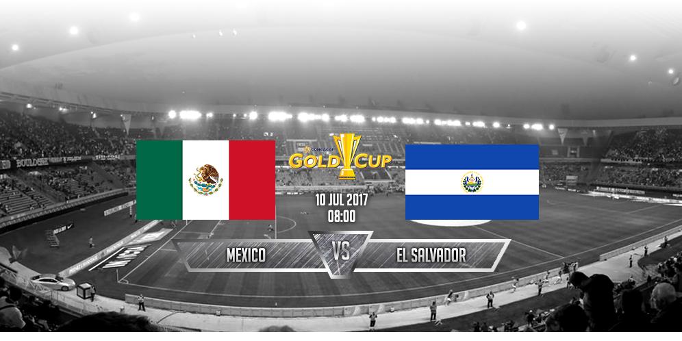 Prediksi Mexico VS El Salvador 10 Juli 2017