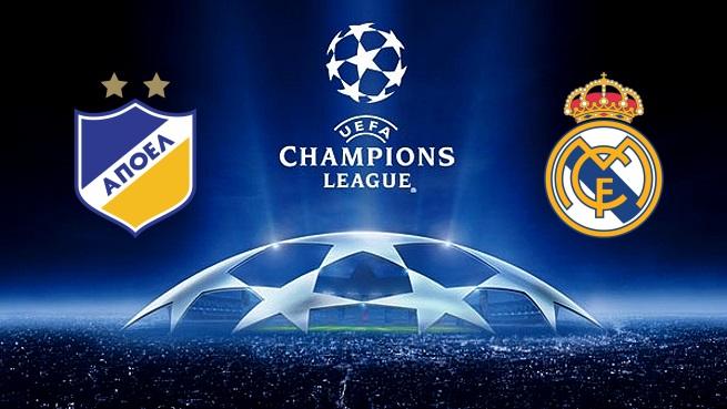Prediksi APOEL vs Real Madrid 22 November 2017