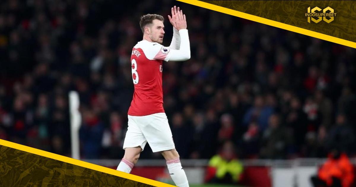 Juventus: Sampai Jumpa Musim Depan, Ramsey