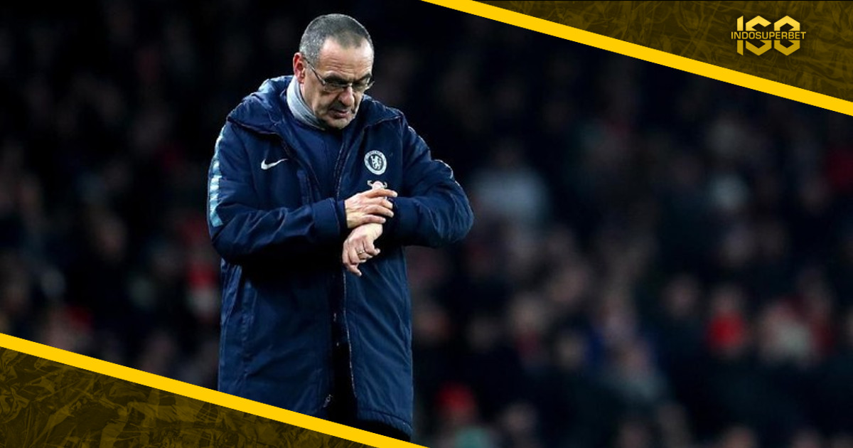 Maurizio Sarri Diprediksi Dipecat Chelsea Akhir Musim Ini